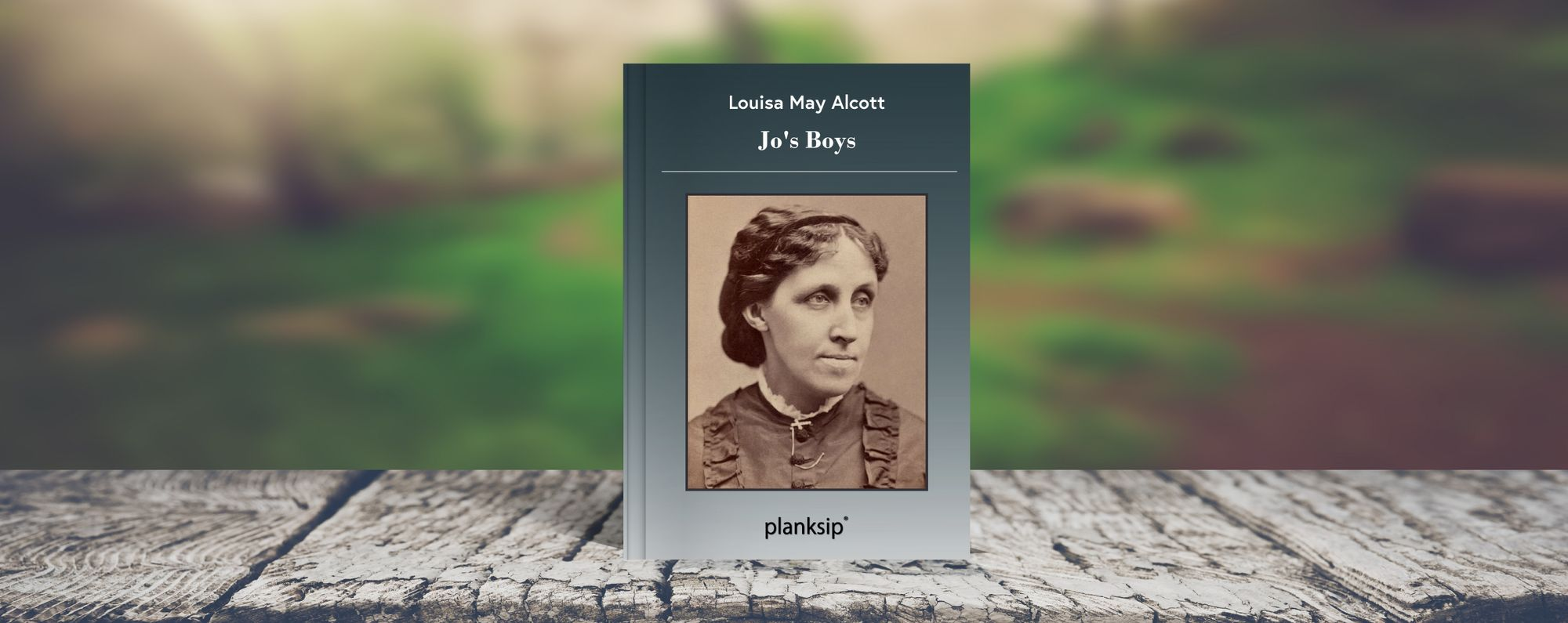 Jo's Boys by Louisa May Alcott (1832-1888). Published by planksip